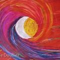 Le soleil danse avec la lune